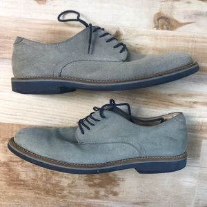 Aldo suede dress Oxford men's shoes